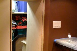 1. Custom Shelving Needed Here for Home Theater