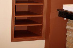 3. Painted Cabinet Unit