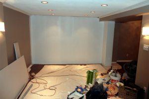 4. Drywall & Prep