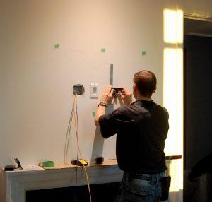 Wall Prep for Samsung Frame Install