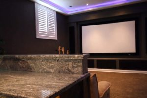 Home Theater Design & Install by Toronto Home Theater